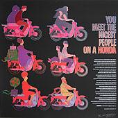 Rupert Jasen Smith - You Meet the Nicest People on a Honda